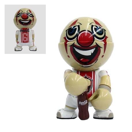 Figurine Trexi série Coca Cola par Jim Koch Play Imaginative Designer Toys Geneve