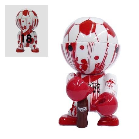 Figurine Trexi série Coca Cola par Eleven 18 Play Imaginative Boutique Geneve Suisse