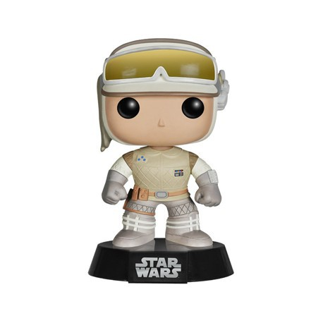 Pop! Vinyl: Star Wars Hoth Luke Skywalker