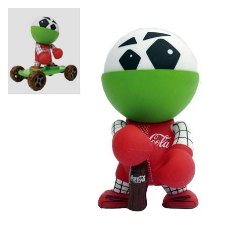 Figurine Trexi série Coca Cola par Huang Tzu Chiao Play Imaginative Designer Toys Geneve