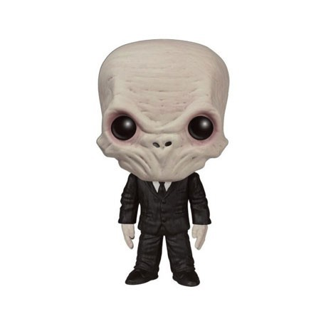 Figurine Pop Dr. Who Série 2 - The Silence Funko Boutique Geneve Suisse