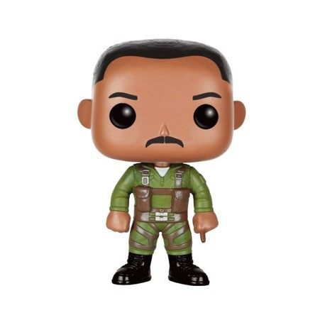 Figurine Pop Independence Day Steve Hiller (Will smith) Funko Boutique Geneve Suisse