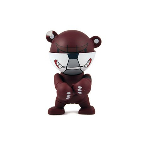 Figuren Trexi Knucle Bear Brown von Touma Play Imaginative Designer Toys Genf