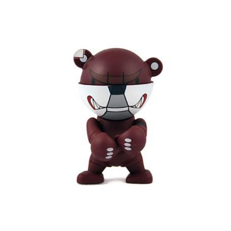 Figurine Trexi Knucle Bear Brown par Touma Play Imaginative Boutique Geneve Suisse