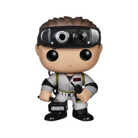Figurine Pop Ghostbusters Dr. Raymond Stantz (Vaulted) Funko Boutique Geneve Suisse