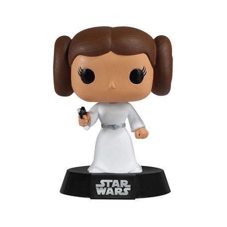 Figurine Pop Star Wars Princesse Leia (Rare) Funko Boutique Geneve Suisse