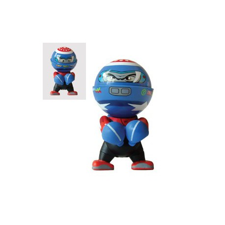 Figurine Trexi Série 2 Racer Trexi par Erwin Weber Play Imaginative Boutique Geneve Suisse