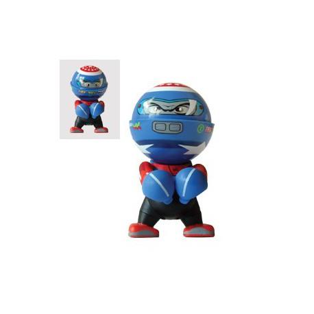 Figurine Trexi Série 2 Racer Trexi par Erwin Weber Play Imaginative Designer Toys Geneve