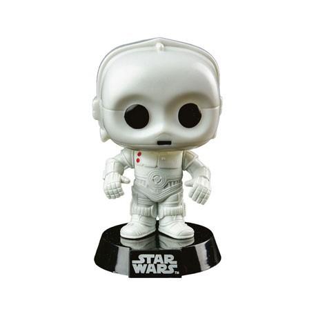 Figurine Pop Star Wars K-3PO Edition Limitée Funko Boutique Geneve Suisse