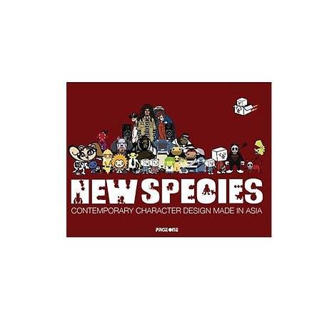 Figurine New Species Livres - Prints Geneve