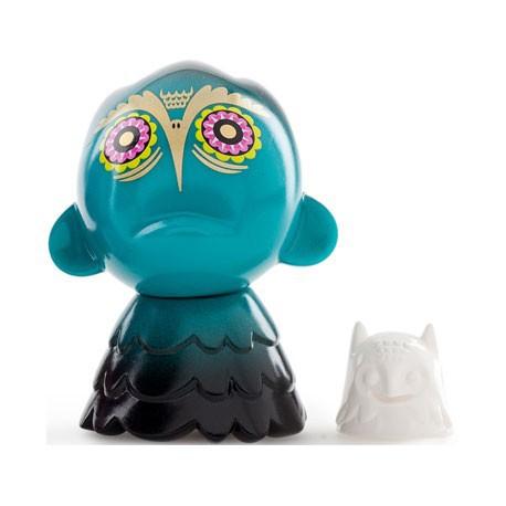 Figur Kidrobot Nightriders Milo by Nathan Jurevicius Kidrobot Designer Toys Geneva