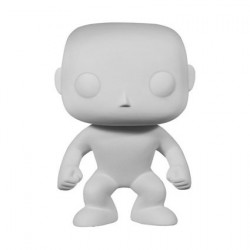 Figurine Pop à Customiser Blanc Homme DIY Funko Figurines Pop! Geneve