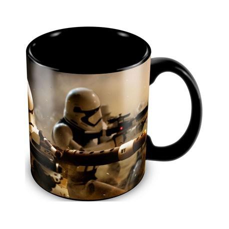 Figur Star Wars The Force Awakens Stormtroopers Battle Ceramic Mug Accessories Geneva