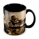 Star Wars The Force Awakens Stormtroopers Battle Ceramic Mug