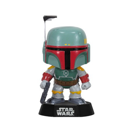 Figurine Pop Star Wars Boba Fett (Rare) Funko Boutique Geneve Suisse