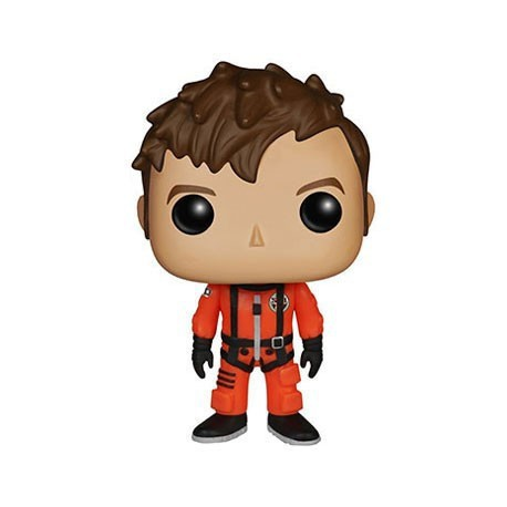Figur Pop NYCC 2015 Dr. Who Tenth Doctor Spacesuit Limited Edition Funko Funko Pop! Geneva
