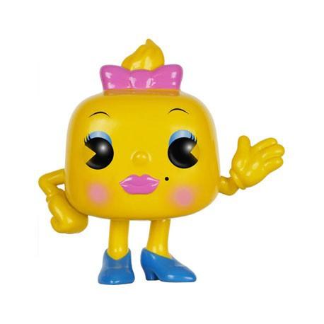 Figurine Pop Games Pac Man Ms Pac Man Funko Boutique Geneve Suisse