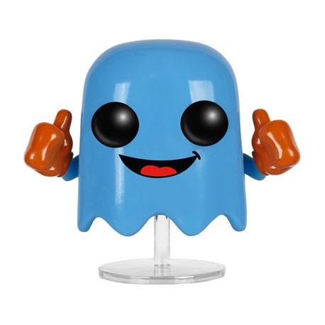 Figuren Pop Games Pac Man Inky Vinyl Funko Genf Shop Schweiz