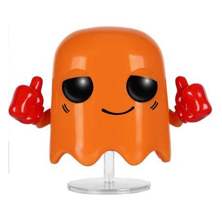 Figur Pop Games Pac Man Clyde Funko Geneva Store Switzerland