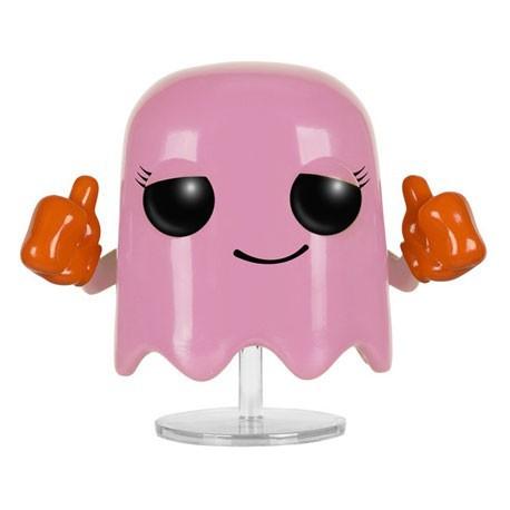 Figur Pop Games Pac Man Pinky Funko Geneva Store Switzerland