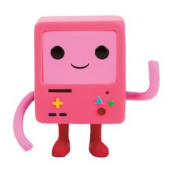Pop Cartoons Adventure Time BMO Rose Edition Limitée