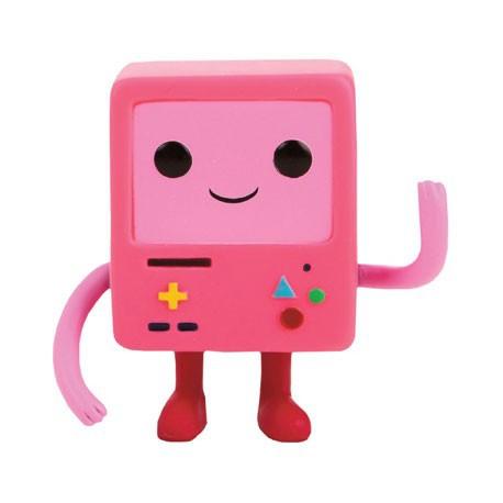 Figurine Pop Cartoons Adventure Time BMO Rose Edition Limitée Funko Boutique Geneve Suisse
