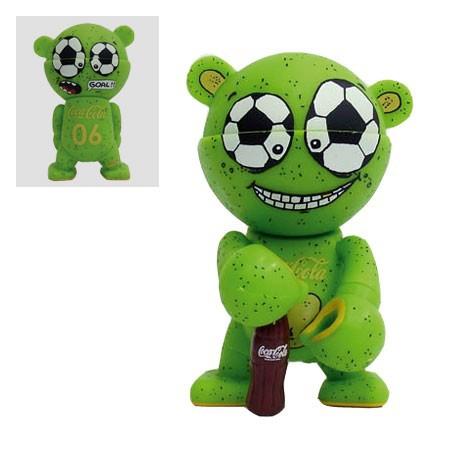 Figurine Trexi série Coca Cola par MCA Play Imaginative Designer Toys Geneve