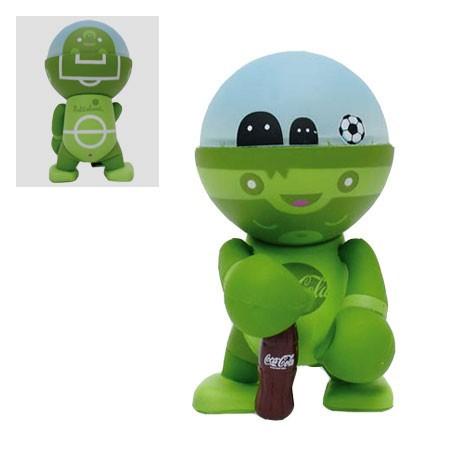Figurine Trexi série Coca Cola par Rolito Play Imaginative Boutique Geneve Suisse