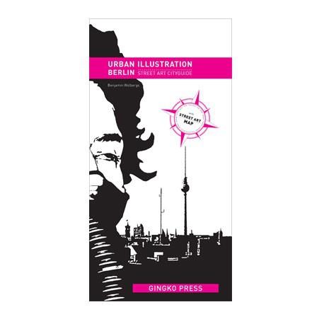 Figurine Urban Illustration Berlin Livres - Prints Geneve