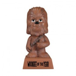 Star Wars : Chewbacca Wookiee of the Year