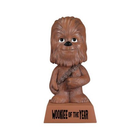 Figur Star Wars : Chewbacca Wookiee of the Year Funko Toys and Accessories Geneva