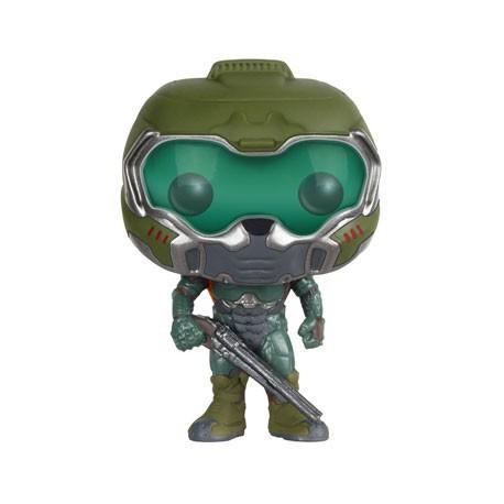 Figur Pop! Games Doom Space Marine Funko Preorder Geneva