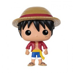 Figurine Pop Anime One Piece Monkey D. Luffy (Rare) Funko Boutique Geneve Suisse