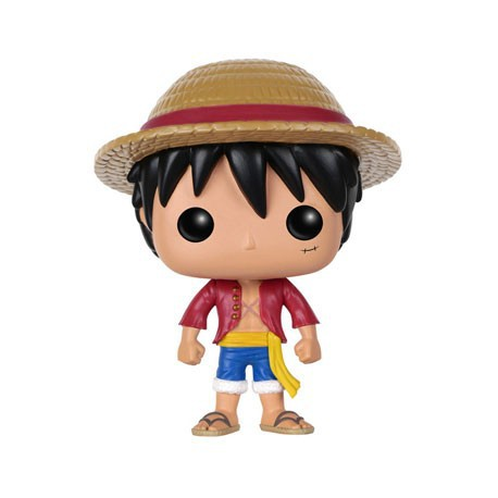Figur Pop! Anime One Piece Monkey D. Luffy (Rare) Funko Manga Geneva
