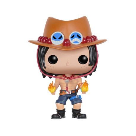 Figurine Pop One Piece Portgas D. Ace (Rare) Funko Boutique Geneve Suisse