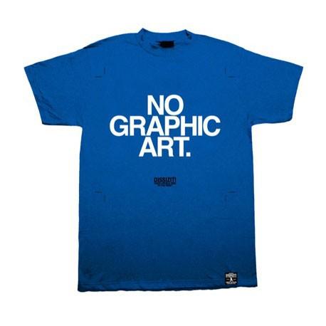 Figur No Graphic Art Bleu Geneva Store Switzerland