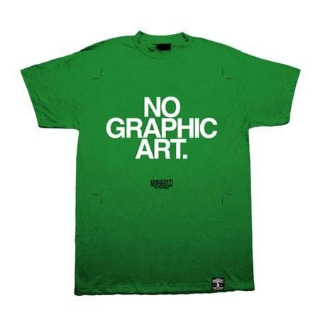Figur No Graphic Art Vert Geneva Store Switzerland