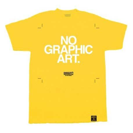 Figur No Graphic Art Jaune Clothing - Bags Geneva