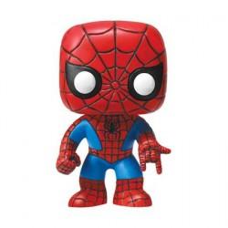 Figurine Pop Marvel Spider-Man (Rare) Funko Boutique Geneve Suisse