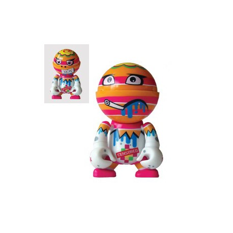 Figur Trexi Série 2 Chaps by Ffurious Play Imaginative Designer Toys Geneva