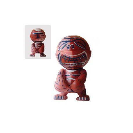 Figuren Trexi Série 2 Tiki Brown von Dave Silva Play Imaginative Designer Toys Genf