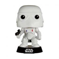 Figurine Pop Film Star Wars Snowtrooper Edition Limitée Funko Boutique Geneve Suisse