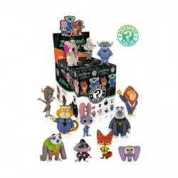 Figurine Funko Mystery Minis Disney Zootopia Funko Boutique Geneve Suisse