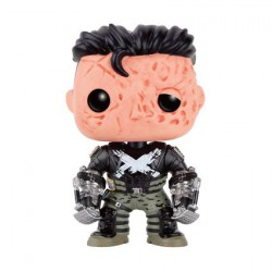 Pop Marvel Civil War Crossbones Unmasked Edition Limitée