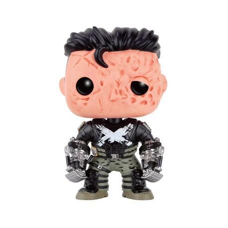 Figurine Pop Marvel Civil War Crossbones Unmasked Edition Limitée Funko Boutique Geneve Suisse