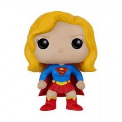 Figurine Pop DC Comics Supergirl (Rare) Funko Boutique Geneve Suisse