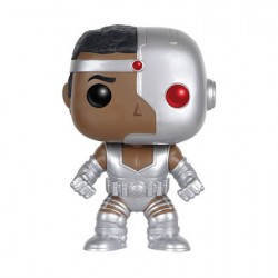 Pop DC Comics Cyborg