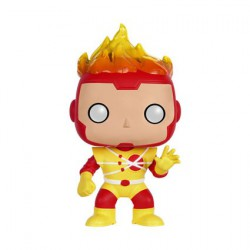 Figurine Pop DC Comics Firestorm (Rare) Funko Figurines Pop! Geneve