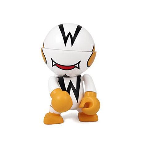 Figurine Trexi Mr. White par Devilrobots Play Imaginative Boutique Geneve Suisse