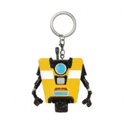 Pocket Pop Porte clés Borderlands Claptrap